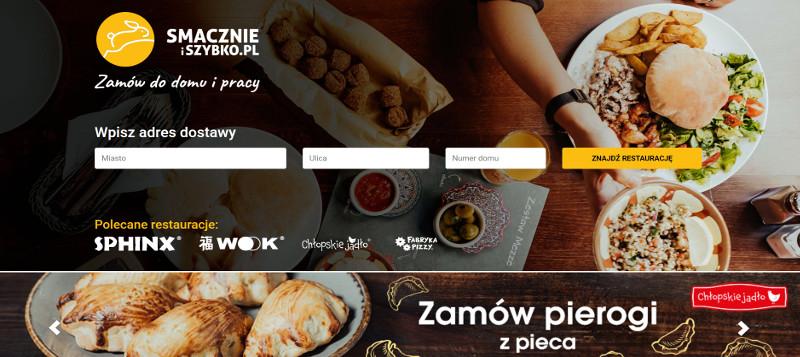smacznieiszybko.pl serwis