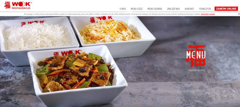 Portal kulinarny Wook