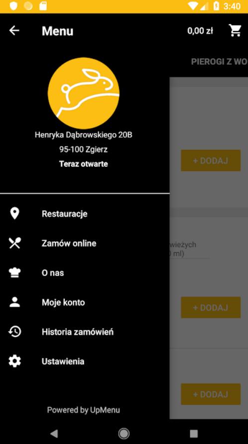 aplikacja mobilna smacznieiszybko.pl