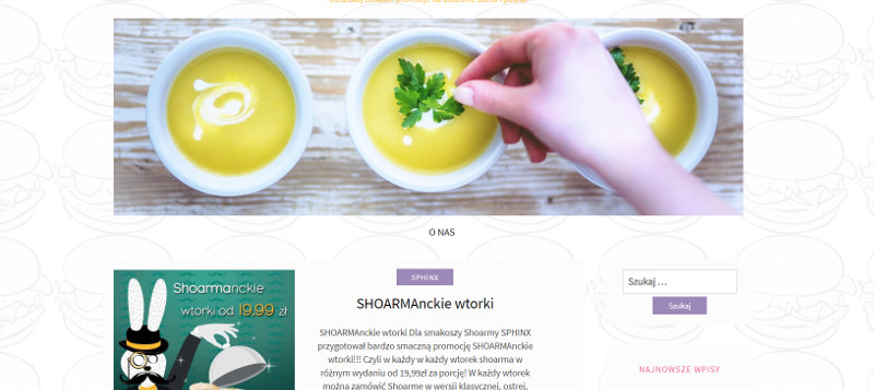 Jedzeniewpromocji – blog o promocjach